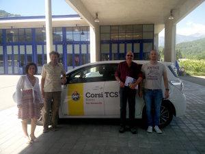 SUPSI - TCS Ticino meeting